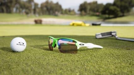Oakley Green Fade Kollektion - Giftiges Grün für Rio