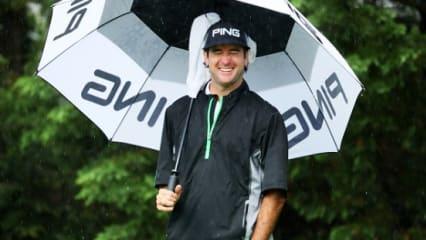 Sauwetter und Superfans an Tag 2 der PGA Championship