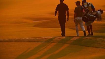 Morgenstund hat Golf im Mund bei der PGA Championship 2018