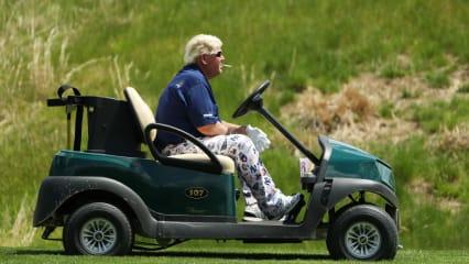 PGA Championship 2019: Jubelsprünge und Bunkersorgen in Runde 1