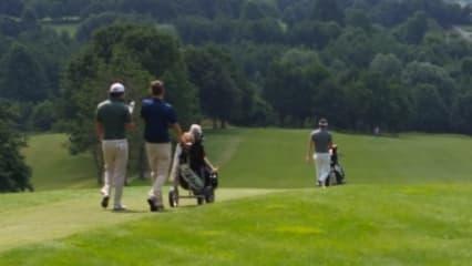 Pro Golf Tour: Auf der Runde mit Hinrich Arkenau