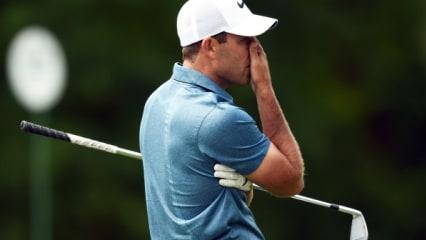 Golf kann so gemein sein - diese berühmten Spieler verpassten den Cut