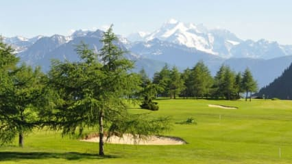 Golfanlage Riedealp