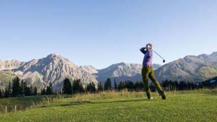 Rekordjagd in den Alpen - Die spektakulärsten Golfplätze in Europa