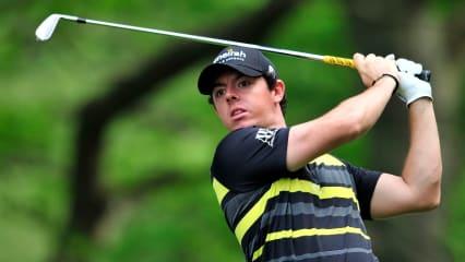 Rory McIlroy, das Golf-Ass aus Nordirland