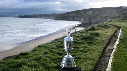 Royal Portrush - der Schauplatz der British Open 2019