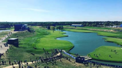 Ryder Cup 2018 - Golf Post LIVE vor Ort