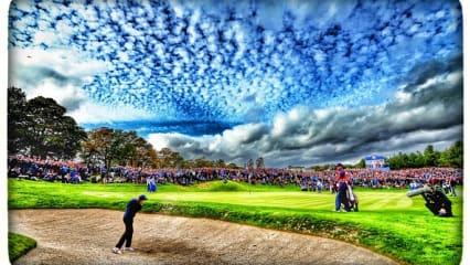 Ryder Cup im MoMA-Stil: Golf trifft Kunst