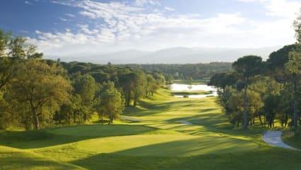 PGA Golf de Catalunya13 Green