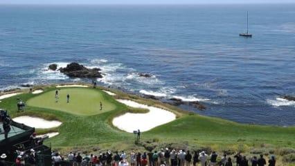 San Francisco - Zerrissene Jeans und Premium-Golf