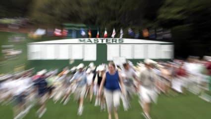 Schon gewusst? DIE 10... unbekanntesten Fakten vom Masters in Augusta