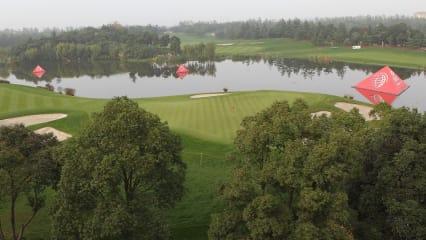 Sheshan International Golf Club in Bildern