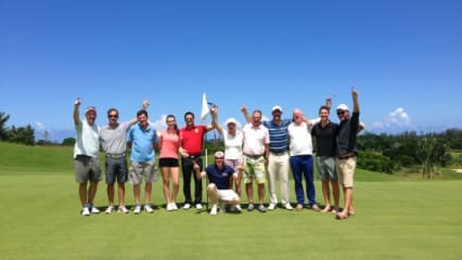Short Track Matchplay Race to Heritage Resorts, Mauritius