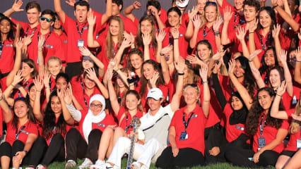 Race to Dubai erreicht Ziellinie - die Bilder zum Tourfinale