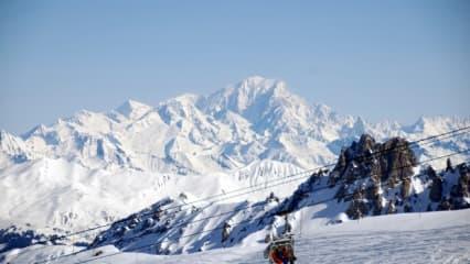 Skigebiete Frankreich