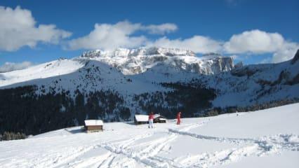 Skigebiete Italien