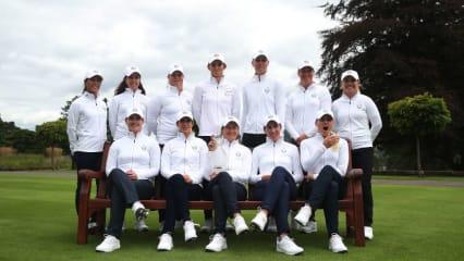 Solheim Cup 2019: Das sind die Spielerinnen des Team Europe