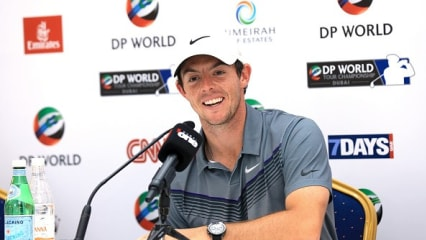 """""""Versuch, Rory zu schlagen"""" - Stimmen vor dem European-Tour-Finale"""