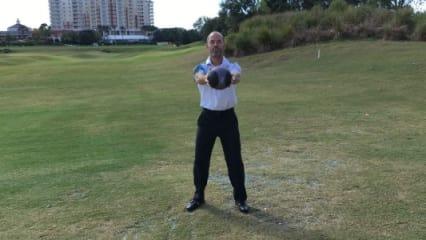 """Swing Fault Exercises"" - Besser schwingen ohne Schläger"