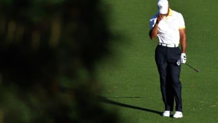 Tiger Woods Drop 15th
