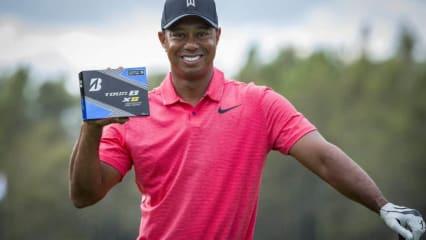 Tiger Woods - mit diesem Equipment zum Masters Sieg