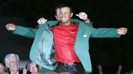 Tiger Woods und seine Rekorde