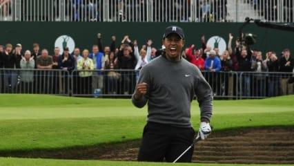 Tiger Woods - Die schönsten Bilder