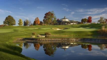 Valhalla Golf Club - Schauplatz der PGA Championship