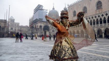 Gondeln statt Autos, Kanäle statt Straßen - Venedig ist eine einzigartige Stadt