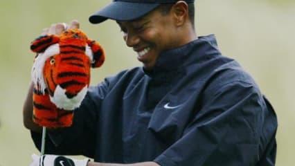 Pink Panther, Walross, Tiger - Berühmte Golfer und ihre Spitznamen