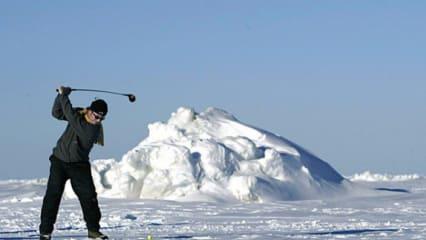 Warum Golfer verrückt sind - 16 Beweisfotos