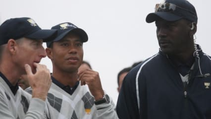 Woods und Jordan