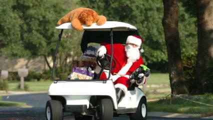Golf Post Adventskalender