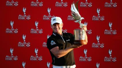 Jamie Donaldson - Golf Post - Abu Dhabi HSBC Golf Championship - Day Four