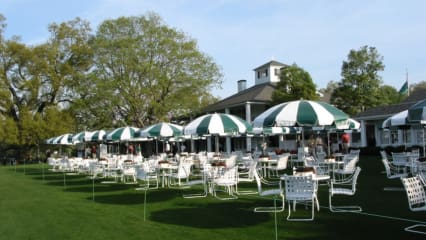 Clubhaus des Augusta National Golf Club