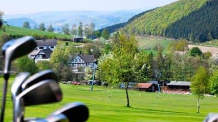 Am Mollenkotten Golfanlage Wuppertal