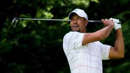 Tiger Woods, jüngster Sieger der Masters