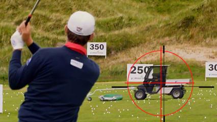 Golfcart-Shooting