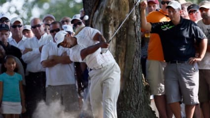 Tiger Woods WGC Bridgestone