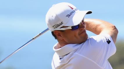 Zach Johnson British Open Tag 1