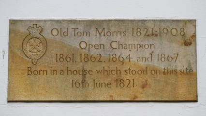 Old Tom Morris British Open