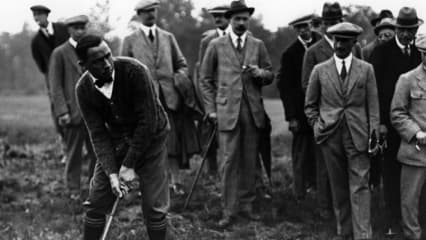 WALTER HAGEN british open