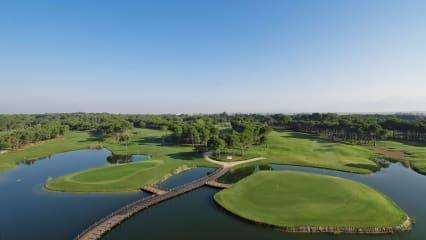 Golfreisen Türkei - Informationen zum Golfurlaub und Golfplätzen in der Türkei