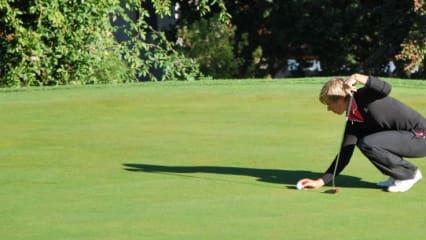 Ann-Kathrin Lindner gewann in dieser Saison ihr erstes Turnier auf der Ladies European Tour