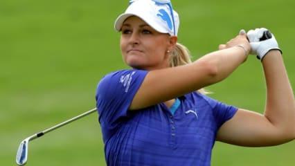 Anna Nordqvist LPGA Keb HanaBank Championship