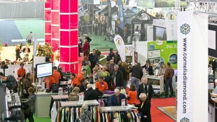 Die Gewinner des New Golf Awards wurden auf der CMT in Stuttgart gekürt.(Foto: CMT Golf- & WellnessReisen)