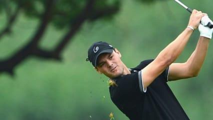 Während sich Martin Kaymer in der zweiten Runde der Nedbank Golf Challenge weit nach vorne spielte, stand der Tag in Südafrika im Gedenken an Nelson Mandela