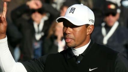 Tiger Woods feierte 2013 fünf Siege auf der PGA Tour. Auf seinen 15. Majortitel muss der Amerikaner allerdings weiter warten