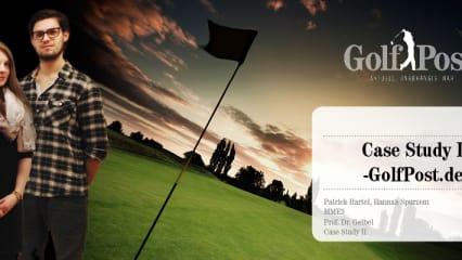 Partnerschaft von Golf Post und der Hochschule Fresenius