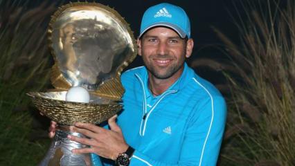 Sieg für Sergio García bei der Commercial Bank Qatar Masters.